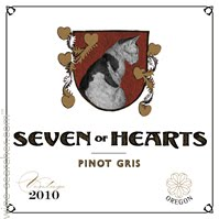 Logo for Seven Of Hearts Pinot Gris