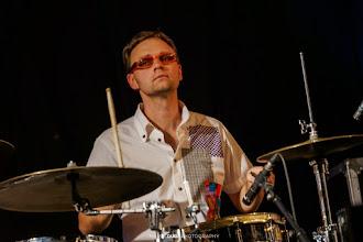 Photo: Jan Kořínek a Groove feat. Sharon Lewis  foto: Marek Duda