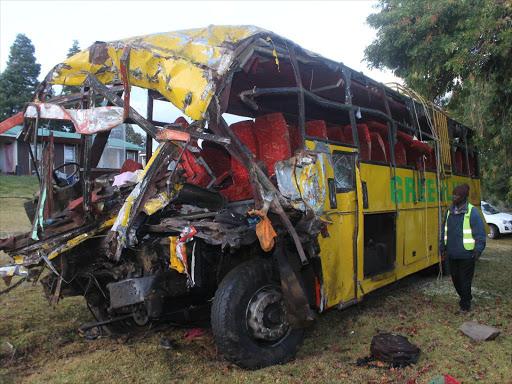 Nine killed in grisly Nakuru-Eldoret highway accident