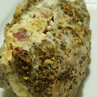 Cheese And Herb Stuffed Pork Tenderloin Recipes