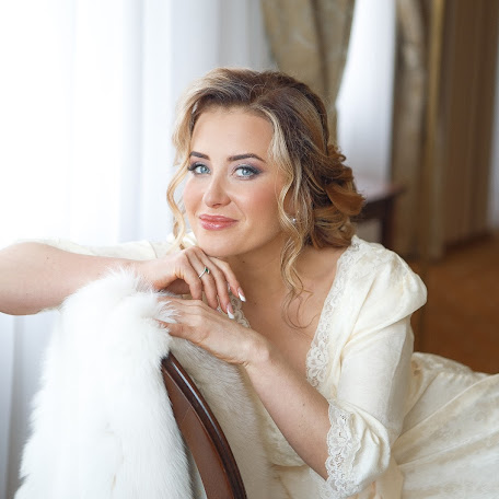 Wedding photographer Inna Guseva (innaguseva). Photo of 21.01.2018