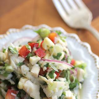 Vegan Ceviche Salad