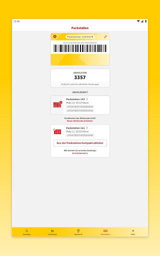 DHL Paket  screenshots 15