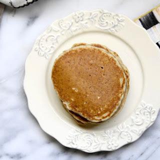 So Skinny Gingerbread Pancakes