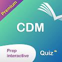 CDM Quiz Prep Pro icon