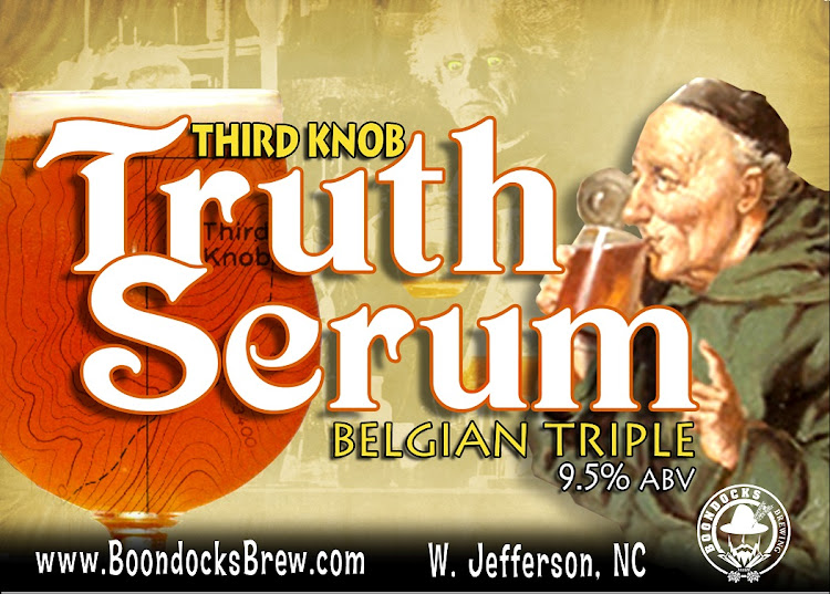 Logo of Boondocks Truth Serum