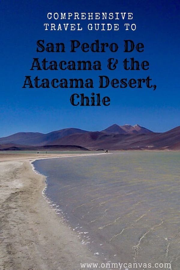 San Pedro de Atacama, Chile is a peaceful, cultural village and a gateway to the Atacama desert. This travel guide to San Pedro de Atacama and the Atacama lists the places you can visit Atacama, the best time to see them, and how to go. Chile Travel Destinations | Backpacking South America | #travel #solotravel #southamerica #chile #atacamadesert #deserto #desierto #theatacama #exploreChile #visitChile #seeChile #discoverChile #travelChile #ChileVacation #ChileTravel #ChileHoneymoon