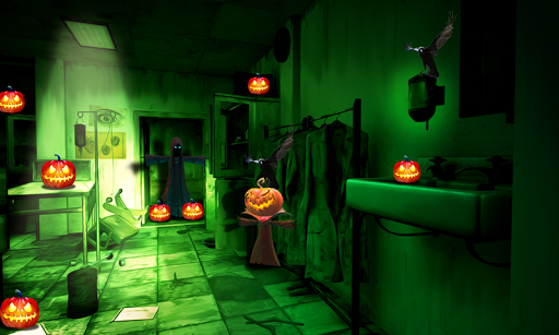Free New Escape Games 035-Escape Horror Room v2.0.9 2