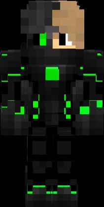 Cyborg Nova Skin