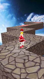 Princess Runner Snow Castle - Rush 3D 2018 - náhled