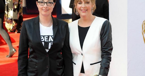 Sue Perkins 'annoyed' by Bake Off success