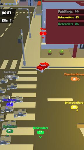 Stunt Car Crowd City Car Drive Game 0.3 screenshots 4