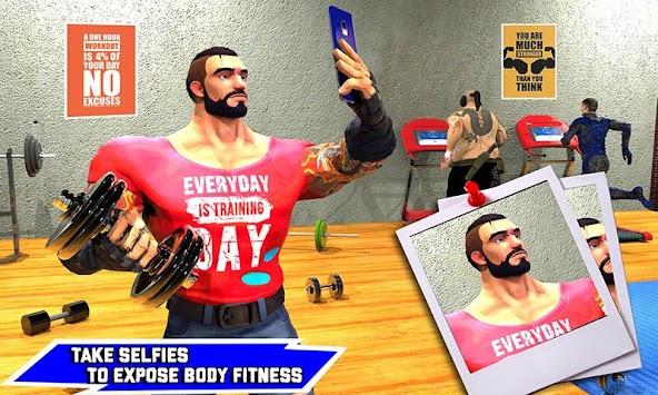 Virtual Gym 3D: Fat Burn Fitness Workout Training