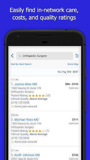 Castlight Mobile 5.1.1 screenshots 5