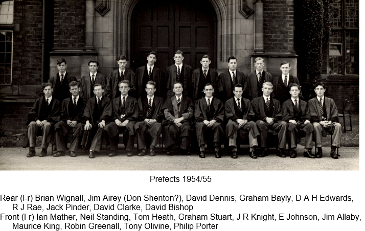 Prefects1955named