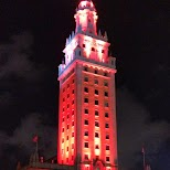 freedom tower miami in Miami, Florida, United States