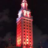 freedom tower miami in Miami, Florida, United States