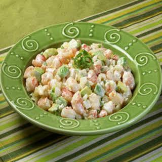 Shrimp & Avocado Salad.