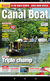 Canal Boat Magazine- screenshot thumbnail