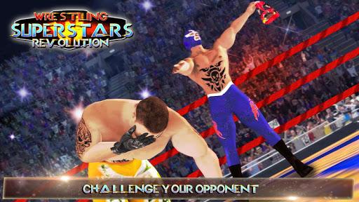 Wrestling Superstars Revolution - Wrestling Games