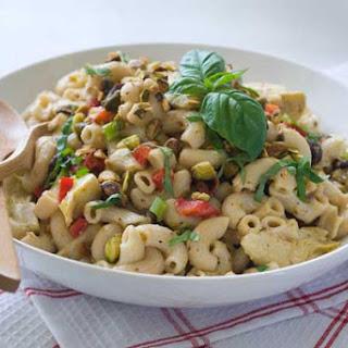Gluten Free Pistachio Pasta Salad Recipe