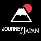 """日本的观光・店铺信息应用""""JOURNEYofJAPAN"""" icon"""