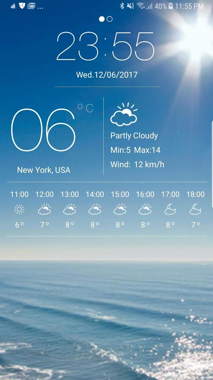 Weather Forecast Pro v9 3 For Android APK Download - DLoadAPK