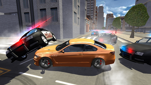 Extreme Car Driving Racing 3D - screenshot