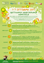 Foto: Settimana Vegetariana Mondiale 1-7 ottobre 2013. Tutti gli eventi di VegAnima Gorizia.