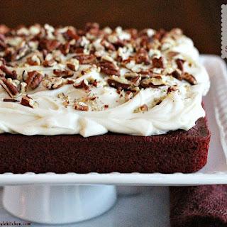 Red Velvet Snack Cake