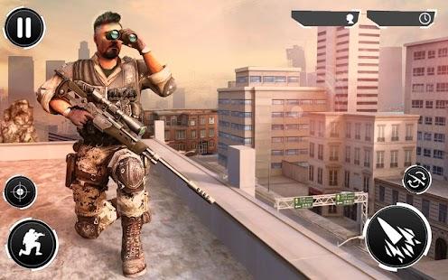 Frontline Sniper Critical Blood Killer - náhled