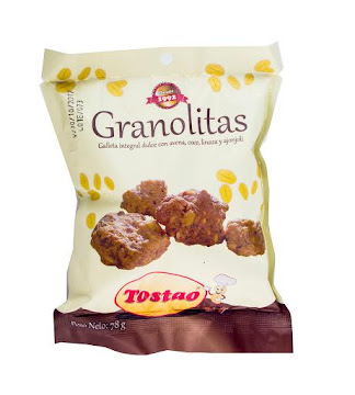 Galletas Tostao Natural