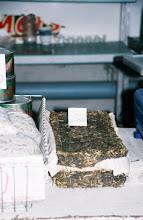 Photo: 03101 ウランバートル/風景/ダライ・エージ(海の母)/食料品専門の市場/団茶