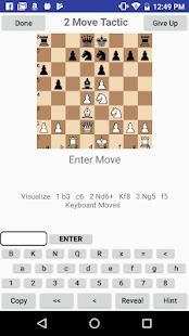Chessvis - náhled