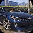 Car Parking Kia K5 SX (Optima) Simulator apk