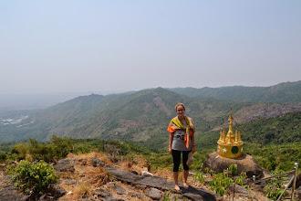 Photo: At Nwa-La-Bo golden rocks