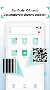 Coreader- QR Code & Barcode Scanner Screenshot