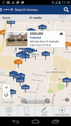Parks – Nashville Homes