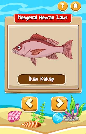Game Anak Edukasi Hewan Laut 2.0.0 screenshots 2