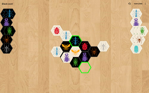 Hive with AI (board game) 9.0.1 screenshots 10
