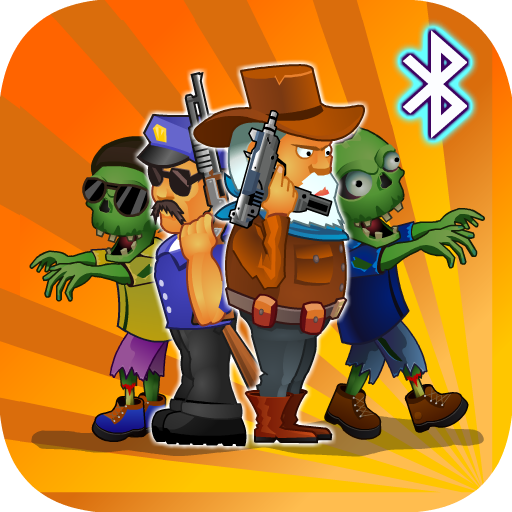 Two guys & Zombies (bluetooth game) icon