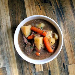 30 Minute Beef Stew.