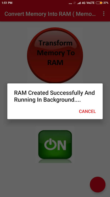 Convert Memory to RAM APK App - Free Download for Android