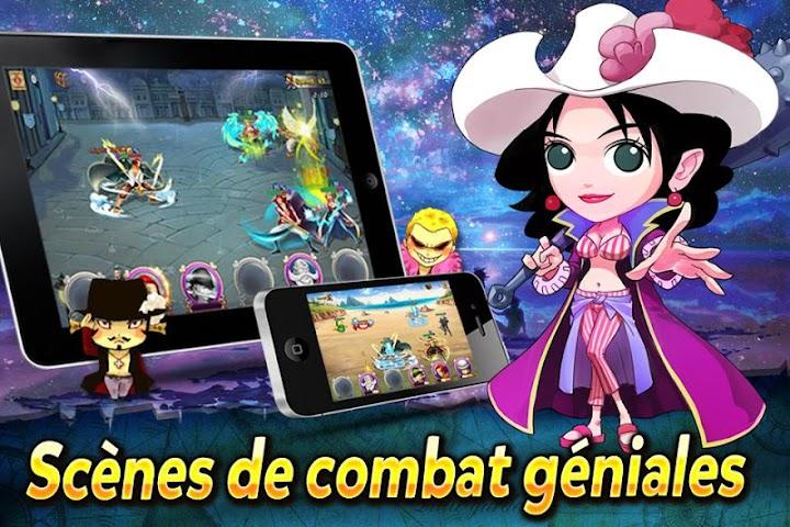 android Monde de Pirates Screenshot 4