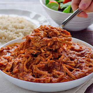 Clean Crock Pot Pulled Pork.