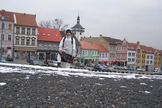 Photo: V Roudnici nad Labem.