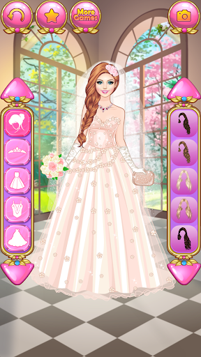 Model Wedding - Girls Games 1.1.4 screenshots 14
