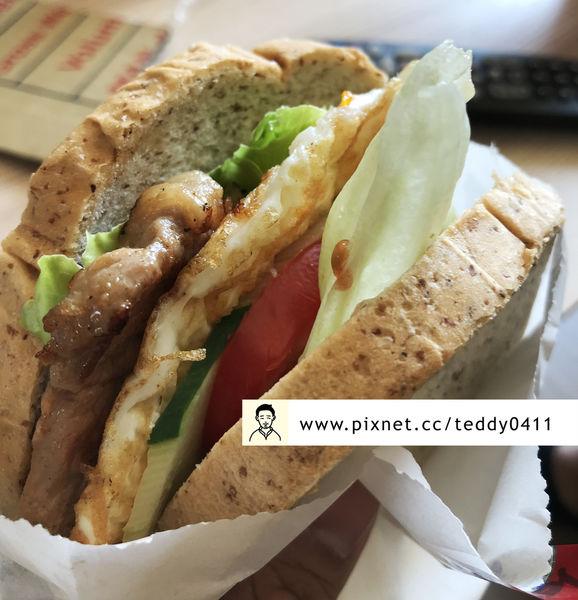 沒事早事坐 三明治 早午餐 早餐店 雙連站 中山國小站