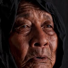 by Emil Zion Punzalan - People Portraits of Men ( senior citizen )