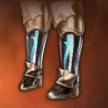 エルトンの闘志のブーツ